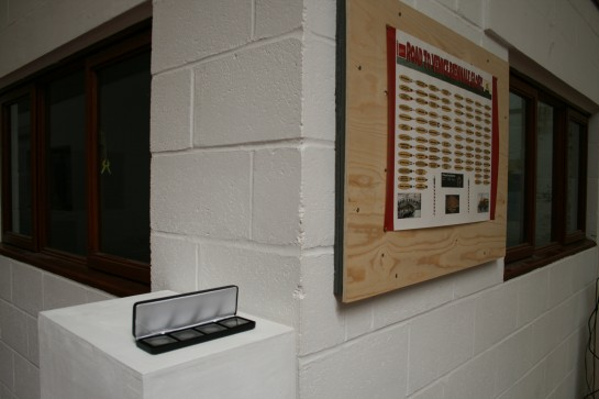 Venice Biennale Wall Charts, 2011, 2013